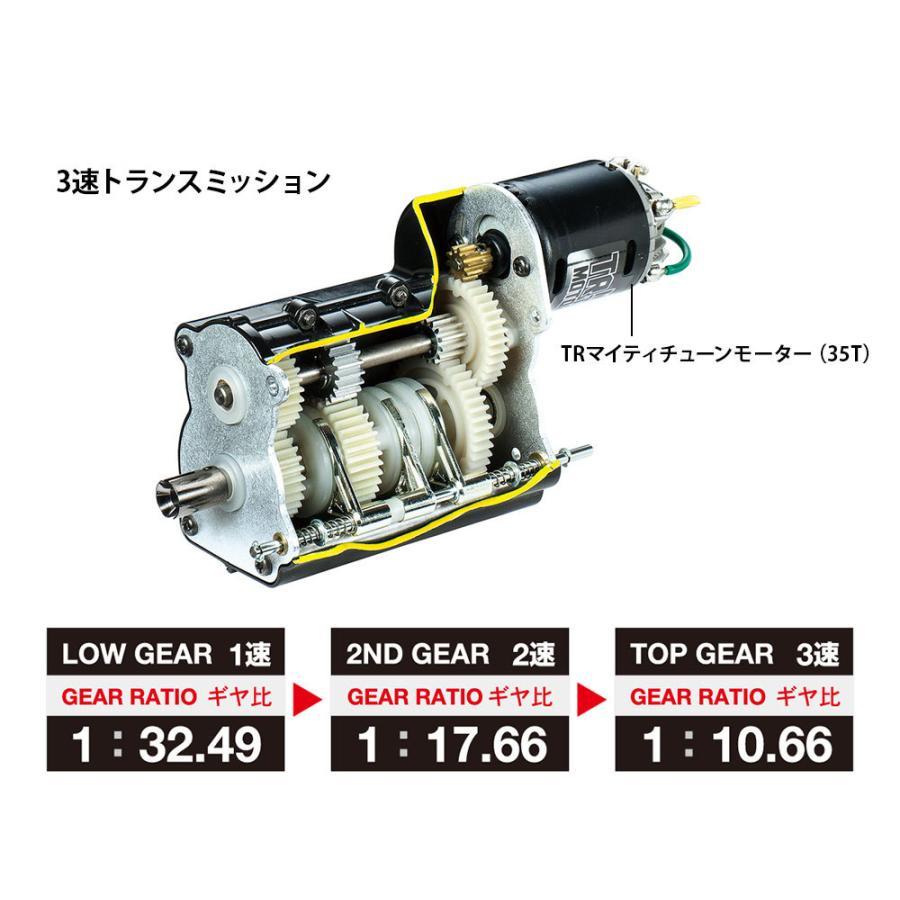 タミヤ 1/14RC メルセデス・ベンツ アロクス 4151 8x4 ダンプトラック (プロポ付) ITEM5636|shoptakumi|03