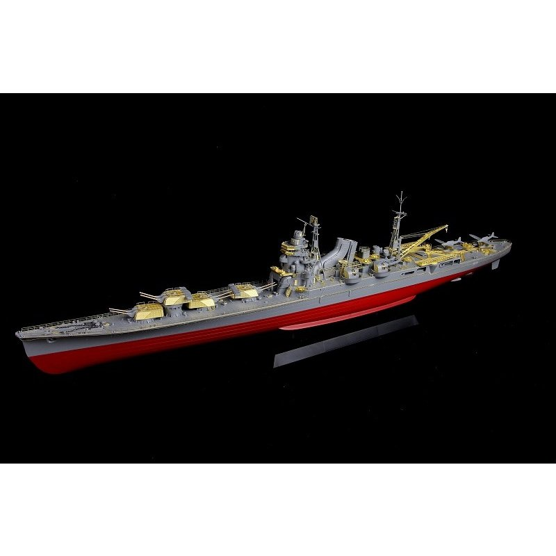 ライオンロア▽1/350 日本海軍 重巡洋艦 利根用ディテールアップパーツセット(T社用)」 [RS3515]