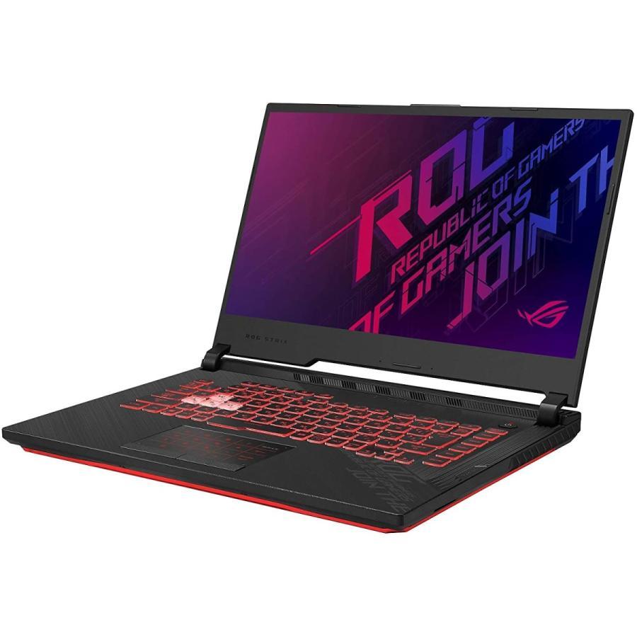ASUS ゲーミングノートパソコン ROG Strix G15 G512LI (i5-10300H / 16GB, 512GB / GTX 1650