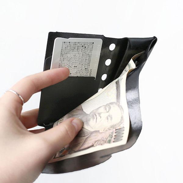 財布 二つ折り 三つ折り メンズ レディース 牛革 所作 cp2.5|shosa-nonoyes|03