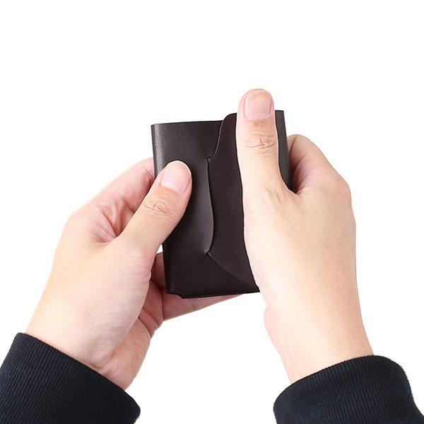 財布 二つ折り 三つ折り メンズ レディース 牛革 所作 cp2.5|shosa-nonoyes|04