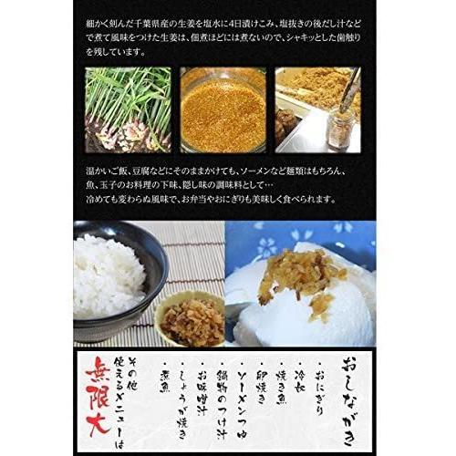 うめぇ生姜エコパック(鰹しそ梅)135g 3種セット ゆうパケット送料無料|shougakoubou|04