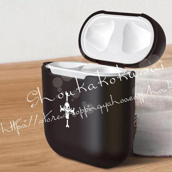 ONE PIECEワンピース風AirPods proカバーアウトドアTPUイヤホンケースエアーポッズケースキーリング付ケース 衝撃保護アクセサリー収納|shoukakokusai|02