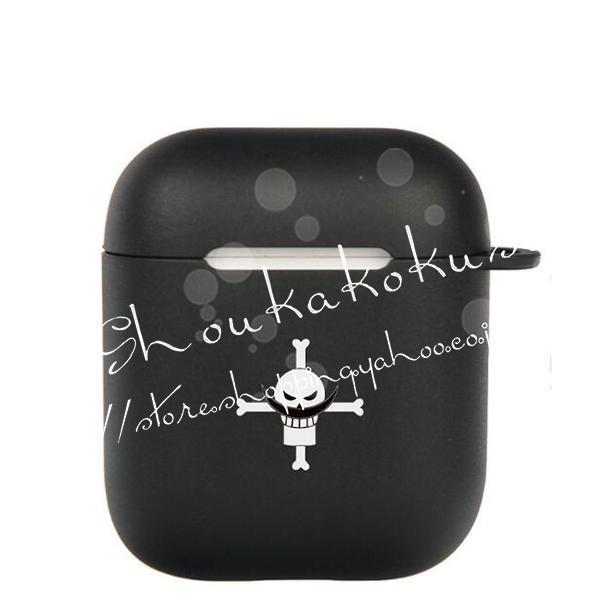 ONE PIECEワンピース風AirPods proカバーアウトドアTPUイヤホンケースエアーポッズケースキーリング付ケース 衝撃保護アクセサリー収納 shoukakokusai 03