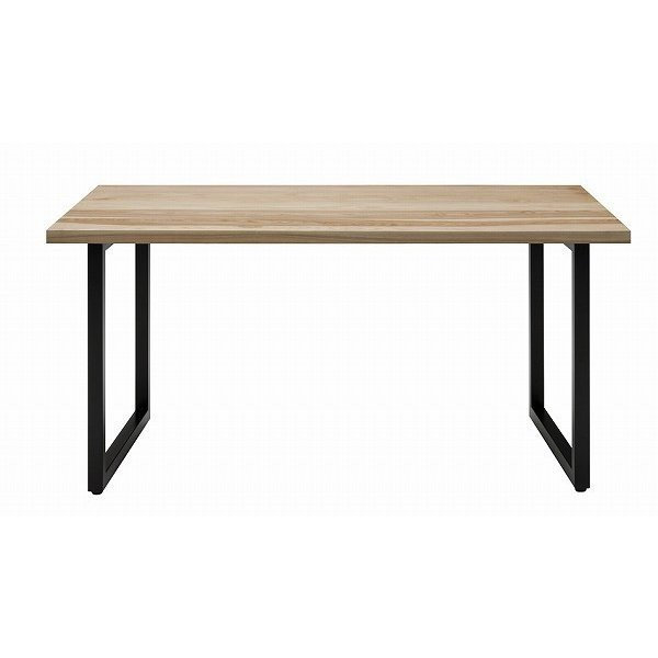 【開梱設置無料】RAMA ラマ ダイニングテーブル RMA-150 WA ホワイトアッシュ MKマエダ_直送品1_(エムケーマエダ) 家具