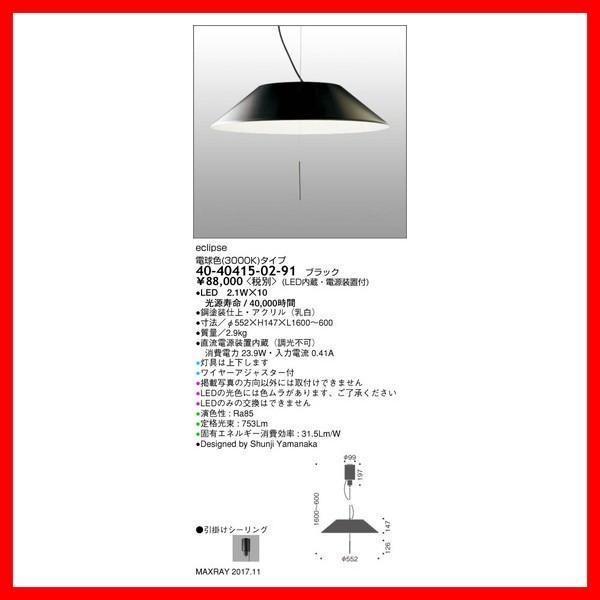 40-40415-02-91 ダウンライト マックスレイ_直送品3_(MAXRAY) 照明器具