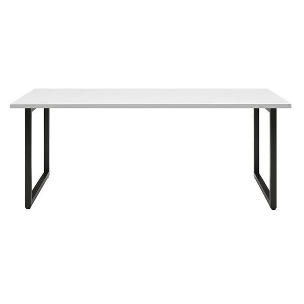 【開梱設置無料】RAMA ラマ ダイニングテーブル RMA-180 WT ホワイト ホワイト MKマエダ_直送品3_(エムケーマエダ) 家具