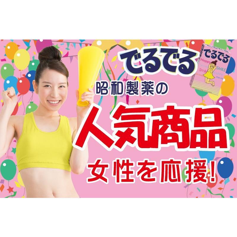 でるでる ダイエット ダイエットティー 茶 センナ茶 ノンカフェイン ノンカロリー 24包入り|showa-direct|03