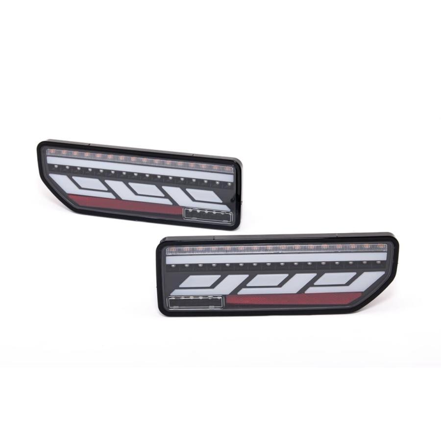 ショウワガレージオリジナル LEDテールランプ JB64、JB74用 showa-garage 03