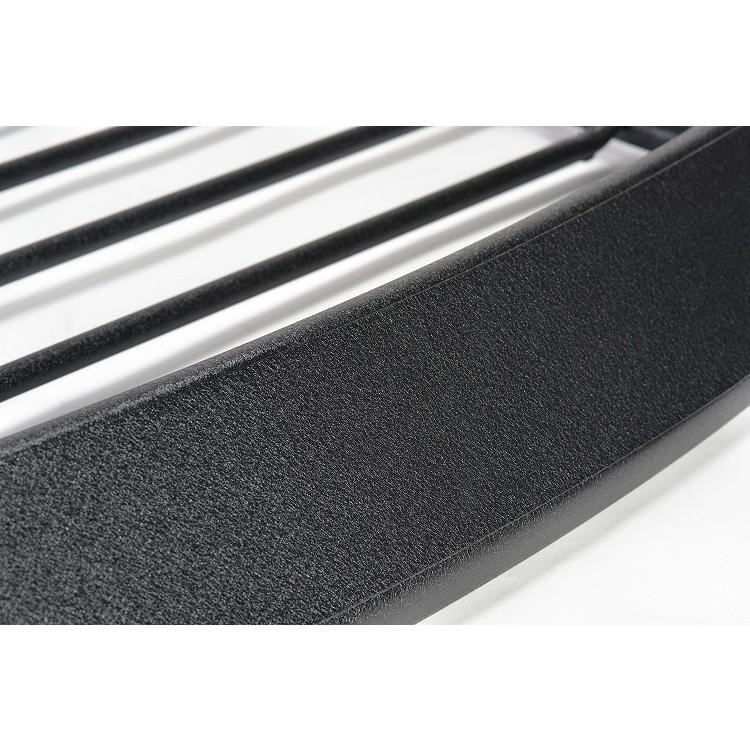 Mサイズワイド ブラック A-x(エークロス)シリーズ アルミ製ルーフラック|showa-garage|03