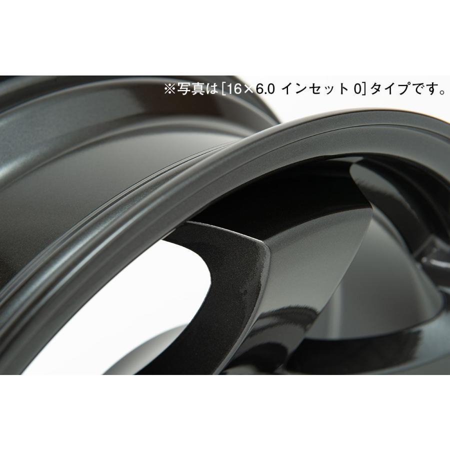 TYPE-M 4本 ジムニーシエラJB43、JB74など用 showa-garage 06