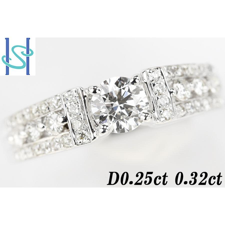 素敵な 【SH44741】K18ホワイトゴールド 0.32ct【】 ダイヤモンド リング 0.25ct 0.32ct ダイヤモンド リング【】, 東脊振村:e0abcde7 --- photoboon-com.access.secure-ssl-servers.biz