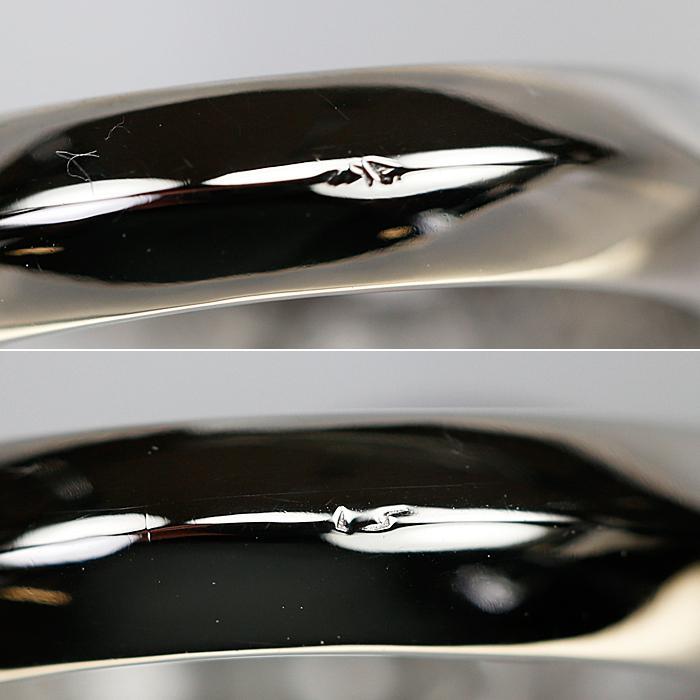 【SH56627】ヴァンクリーフ&アーペル ダイヤモンド リング 0.32ct D IF EX (N) Pt950 クチュール ソリティア【中古】|sht-ys|03