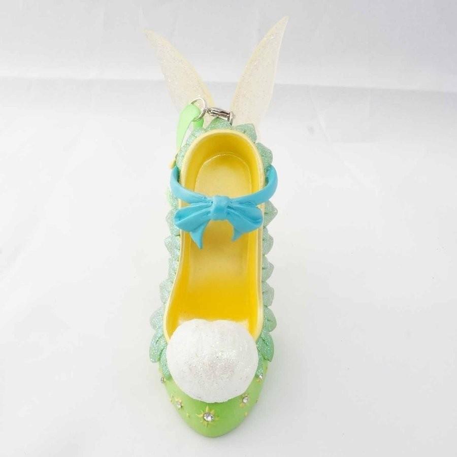 ディズニー ティンカーベル  シューオーナメント アメリカ正規店購入 靴 シューズ オーナメント Disney Shoe Ornament WDW shu-fu-ka