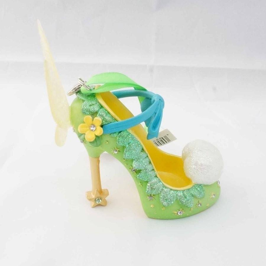 ディズニー ティンカーベル  シューオーナメント アメリカ正規店購入 靴 シューズ オーナメント Disney Shoe Ornament WDW shu-fu-ka 04