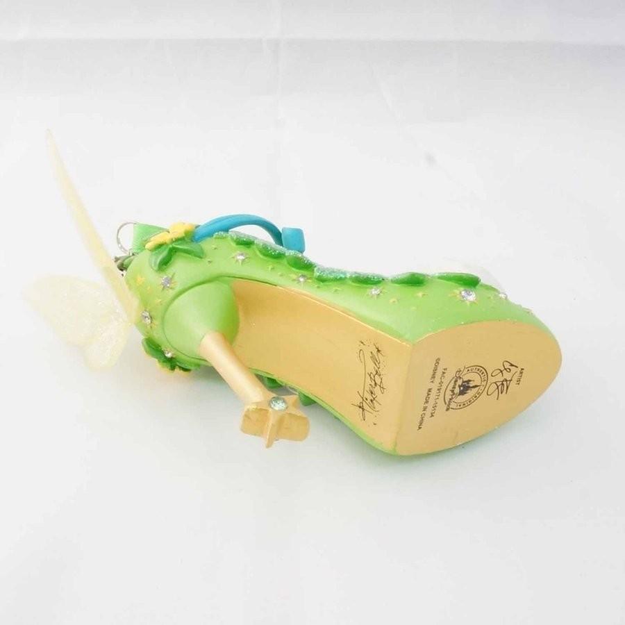 ディズニー ティンカーベル  シューオーナメント アメリカ正規店購入 靴 シューズ オーナメント Disney Shoe Ornament WDW shu-fu-ka 05