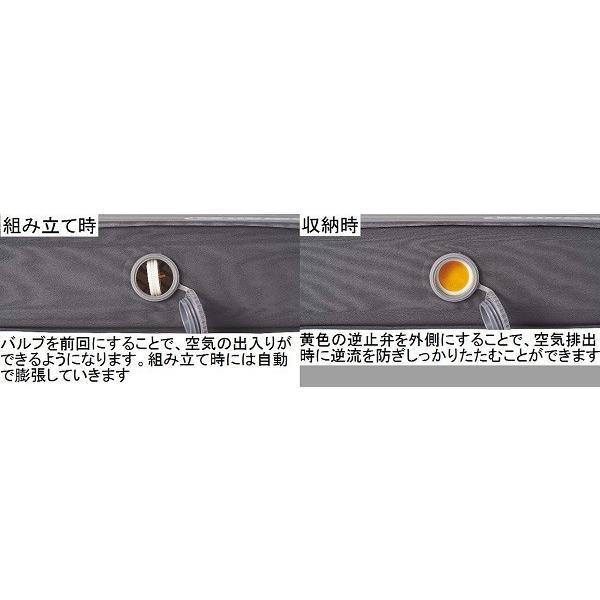 コールマン 2000036154/キャンパーインフレーターマットハイピーク/ダブル(送料無料)|shugakuso|02