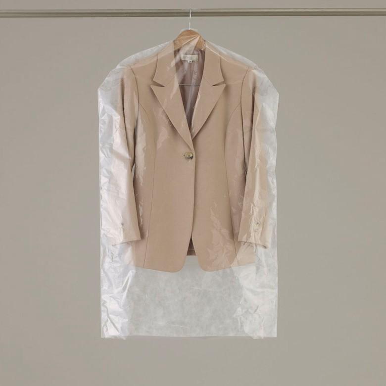 衣装カバー クリーニング屋さんの洋服カバーS 20枚(10枚入×2セット)|shuno-su