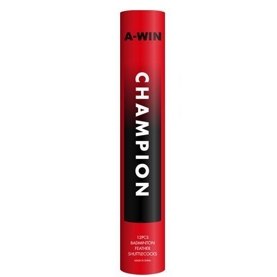A-WIN アーウィン バドミントンシャトル 無料 日本バドミントン協会1種検定合格球 10ダース入り1箱 全品送料無料 チャンピオン
