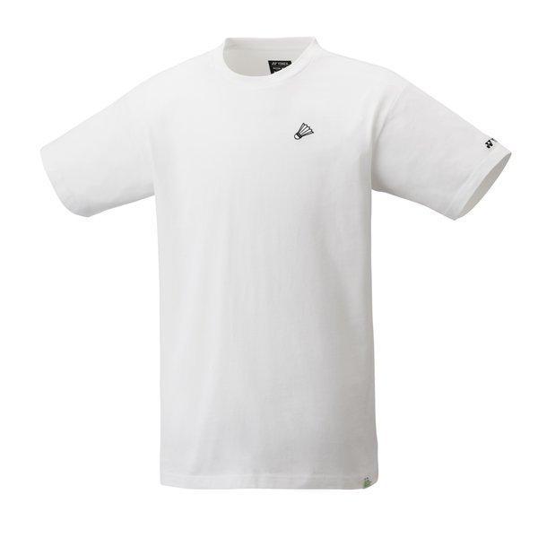ヨネックス 新作販売 バドミントン ウェア 祝日 YONEX UNI 16558A 75THTシャツ 2021年7月上旬発売予定