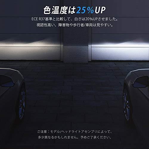 NOVSIGHT H8 H9 H11 H16 LED ヘッドライト 車検対応 高輝度 自動車LEDバルブ 冷却ファン内蔵 プロジェクター専用 360光軸 si-kstore 05