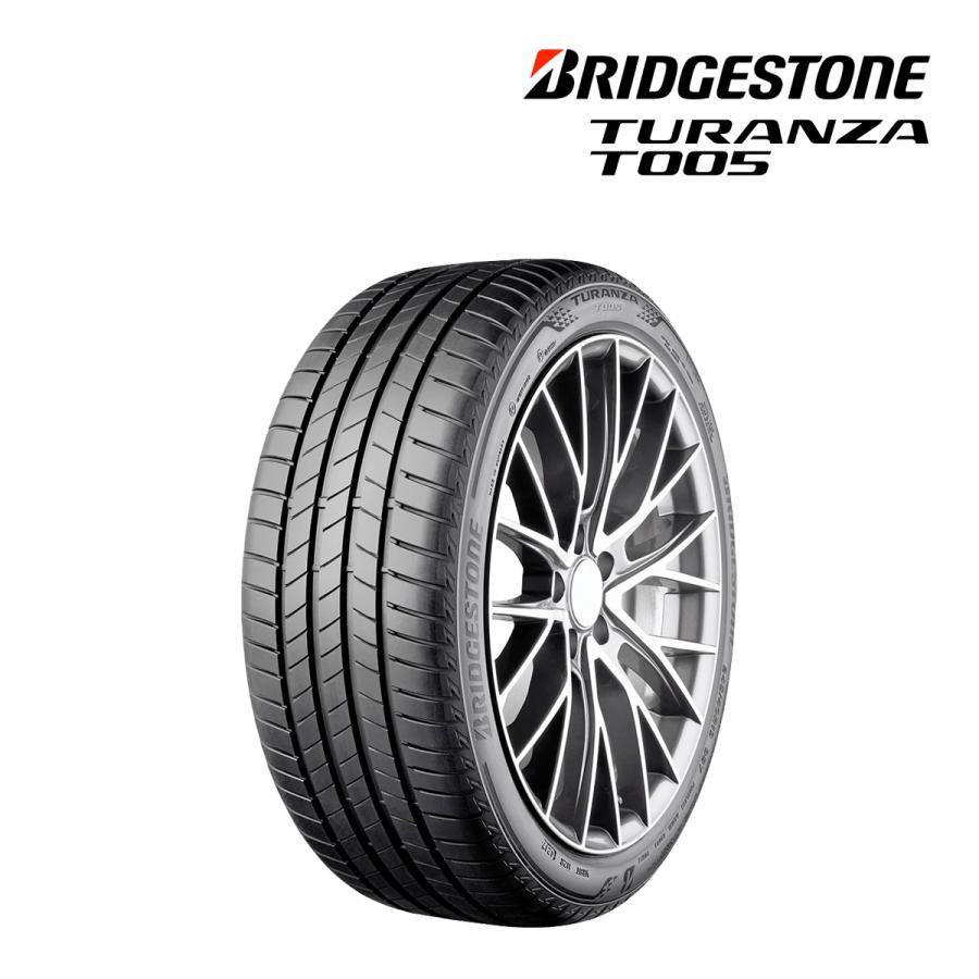 ブリヂストン トランザ(TURANZA) T005 235/45R18 98Y XL サマータイヤ 2020年製
