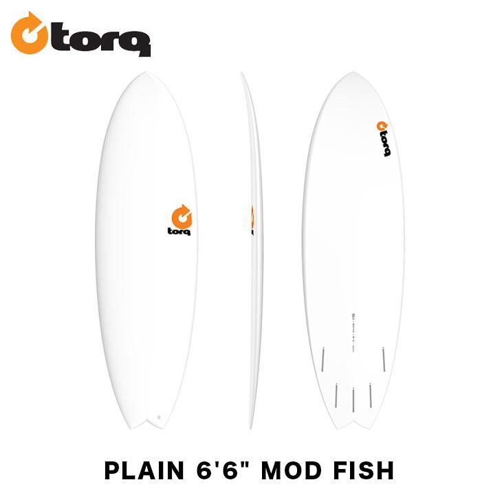 TORQ SURFBOARDS トルク サーフボード PLAIN 6'6