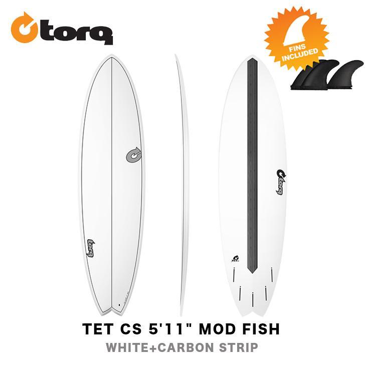 最新作 TORQ SURFBOARDS トルク サーフボード TET CS 5'11
