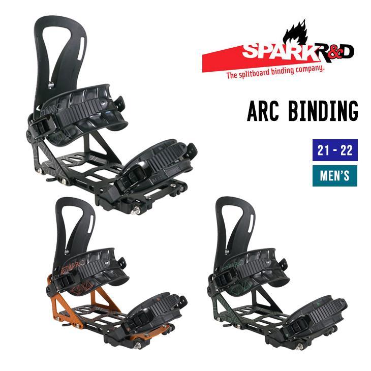 SPARK R&D スパーク 18-19 TESLA T1 BINDINGS ARC アーク バインディング