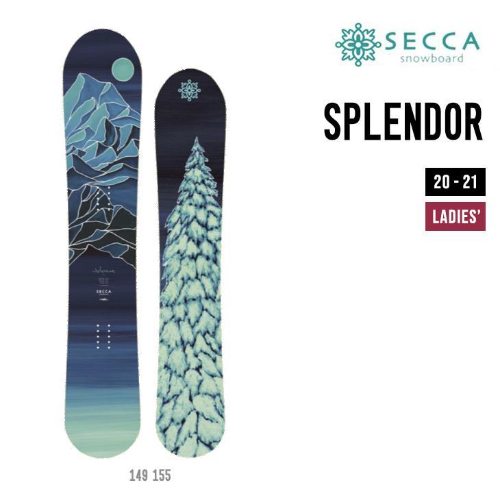 【現品限り一斉値下げ!】 SECCA 19-20 セッカ SECCA 19-20 SPLENDOR スプレンダー SNOW BOARD BOARD スノーボード LADIES レディース, Treasure Town:b033a06f --- airmodconsu.dominiotemporario.com