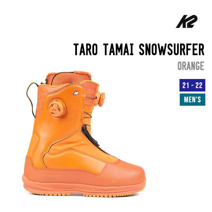 18-19 K2 TARO TAMAI SNOWSURFER ブーツ 早期予約