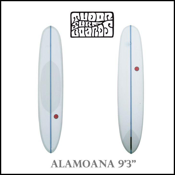 大特価放出! TUDOR SURFBOARDS チューダー チューダー サーフボード アラモアナ ALAMOANA : 9'3