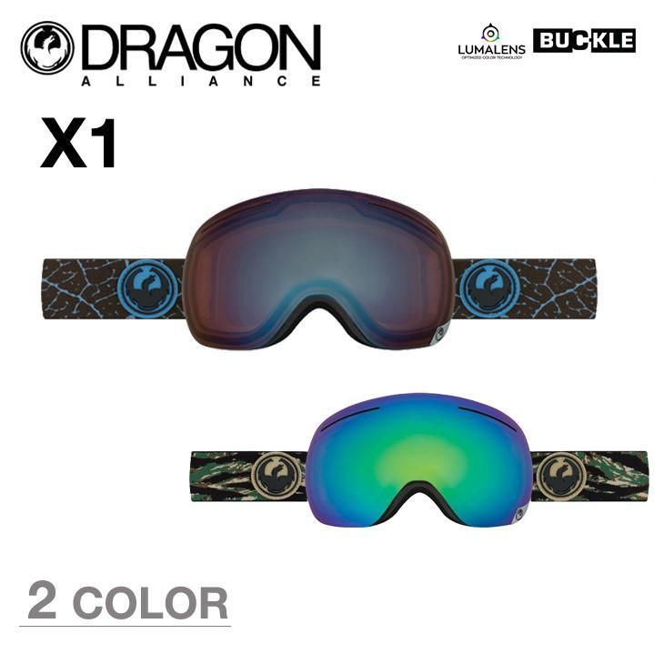 DRAGON ドラゴン ゴーグル X1 エックスワン スノーボード