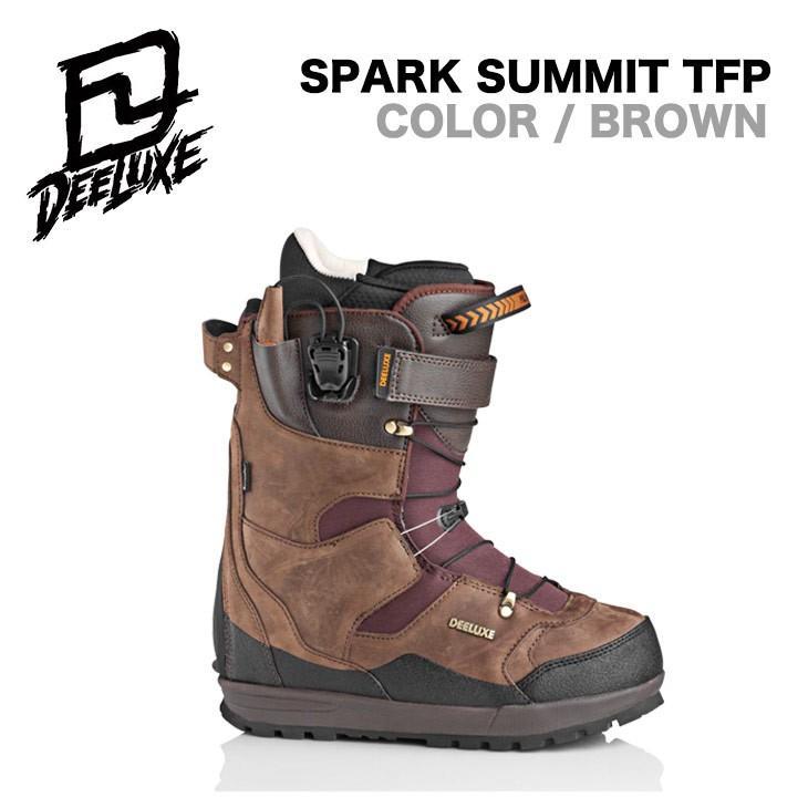 DeeLuxe Herren Snowboard Boot Spark Summit TFP 2015