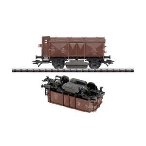 鉄道模型 HO トリックス 24050 クリーニングカー