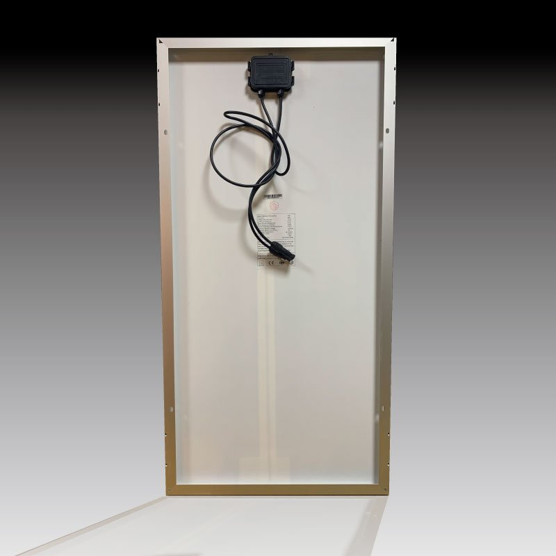 ソーラーパネル 100W 単結晶シリコン 太陽光発電 ソーラーチャージャー 蓄電 充電 自家発電 太陽光パネル ソーラー充電器 18V 防災 停電対策 テスター付き|sigen-shop|02
