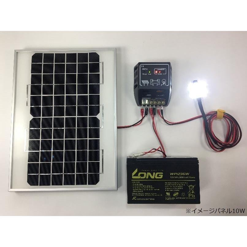 ソーラーパネル 10W 単結晶シリコン 太陽光発電 ソーラーチャージャー 蓄電 充電 自家発電 太陽光パネル ソーラー充電器 18V 高発電効率 防災 停電対策 sigen-shop 08