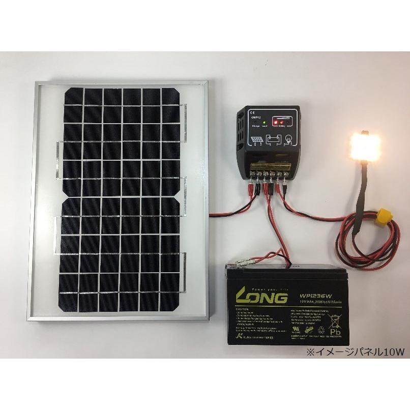 ソーラーパネル 10W 単結晶シリコン 太陽光発電 ソーラーチャージャー 蓄電 充電 自家発電 太陽光パネル ソーラー充電器 18V 高発電効率 防災 停電対策 sigen-shop 09