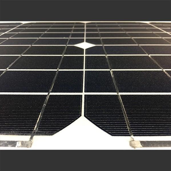 ソーラーパネル 40W 単結晶シリコン 太陽光発電 ソーラーチャージャー 蓄電 充電 自家発電 太陽光パネル ソーラー充電器 高発電効率 防災 停電対策|sigen-shop|04