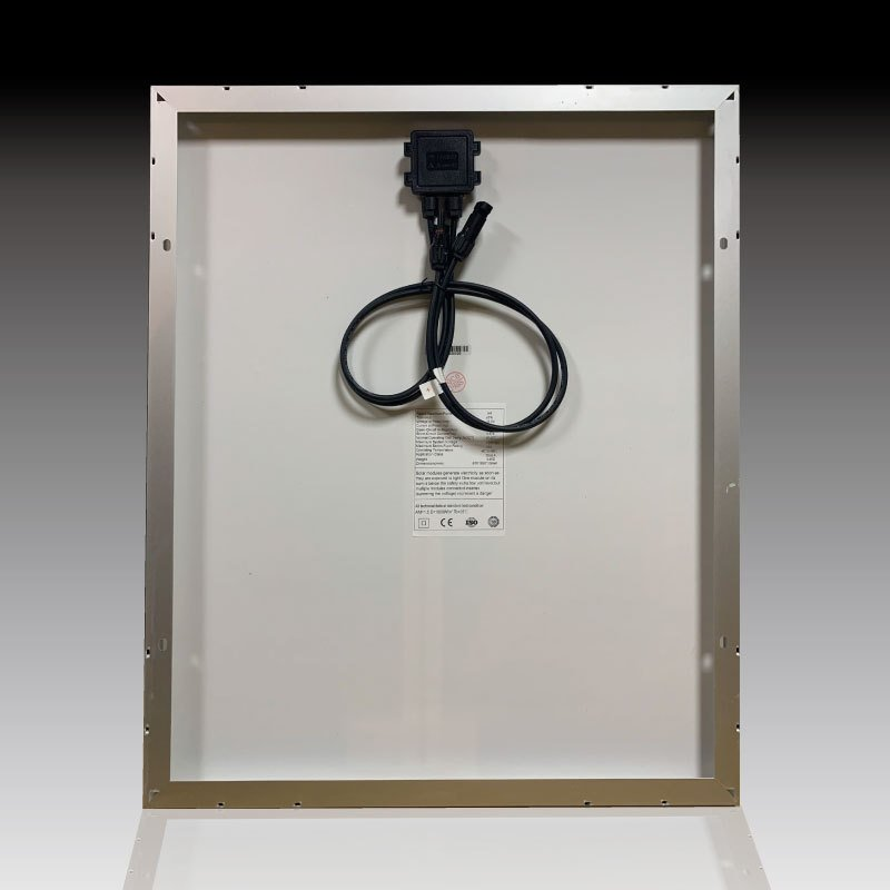ソーラーパネル 60W 単結晶シリコン 太陽光発電 ソーラーチャージャー 蓄電 充電 自家発電 太陽光パネル ソーラー充電器 18V 高発電効率 防災 停電対策 sigen-shop 02