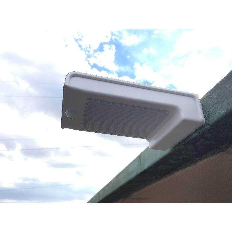 玄関灯 門灯 ソーラーLED照明 LEDライト 5W 700lm IP65 人感センサー搭載 防水 単結晶ソーラーパネル1.5W 防災グッズ 災害対策 停電 アウトドア sigen-shop 09