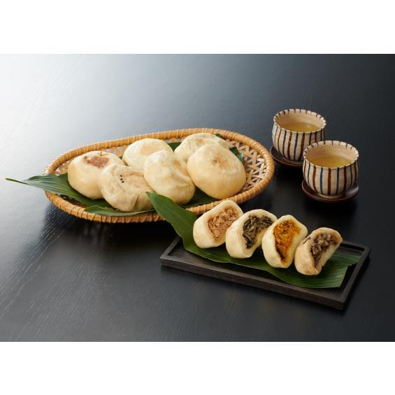 信州おやき詰合せ 18個入 sikino-ajikura