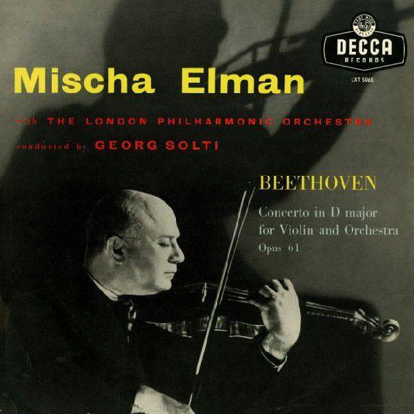 <中古LPレコード>ベートーヴェン:Vn協奏曲Op.61