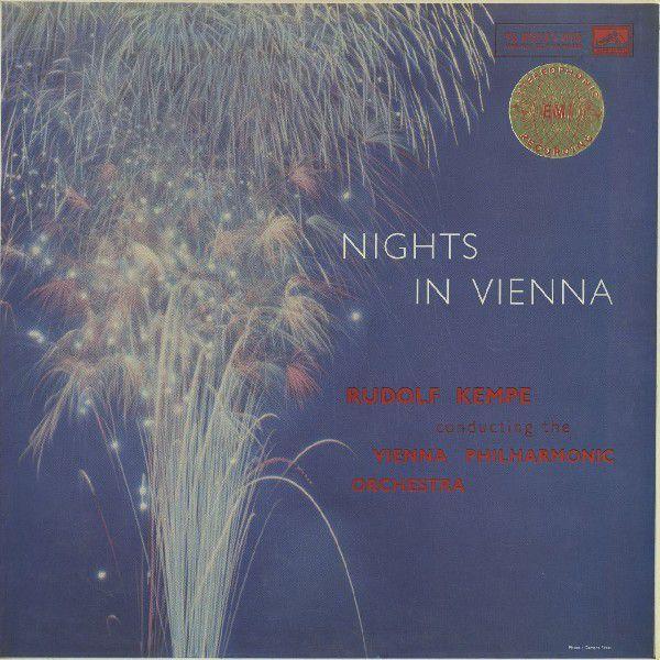 <中古LPレコード>「ウィーンの夜」スッペ:序曲「ウィーンの朝、昼、晩」,J.シュトラウス:「こうもり」序曲,ラデツキー行進曲,レハール,他