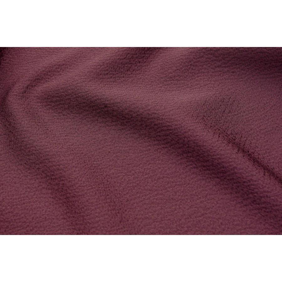 シルク 一越ちりめん 人気 おすすめ 紫系の地色の無地 正絹 和柄 和風 生地 はぎれ 衣装 着物 即納最大半額 友禅 ハギレ