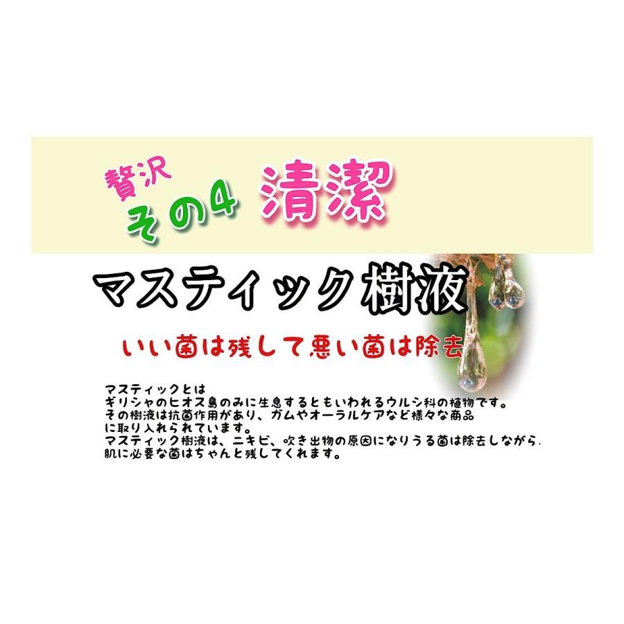無添加せっけん 白麹せっけん silkueen-honest 08