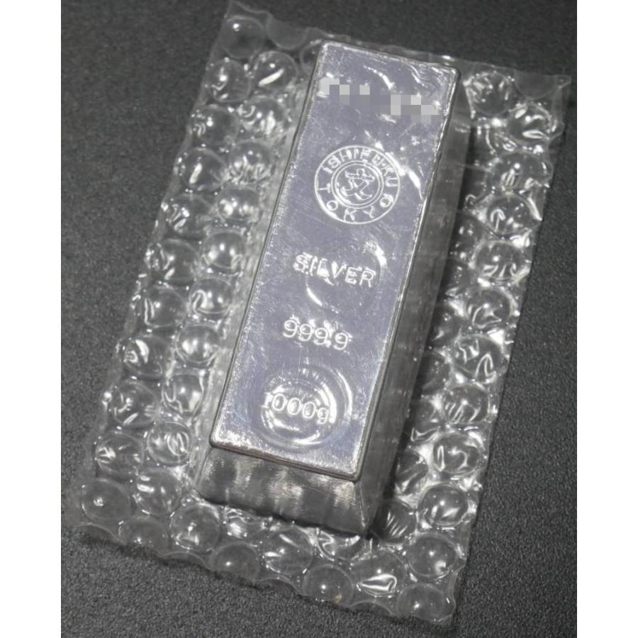 日本 石福金属工業 1kg 銀地金 品位.9999 爆買い送料無料 贈り物 インゴット LBMA