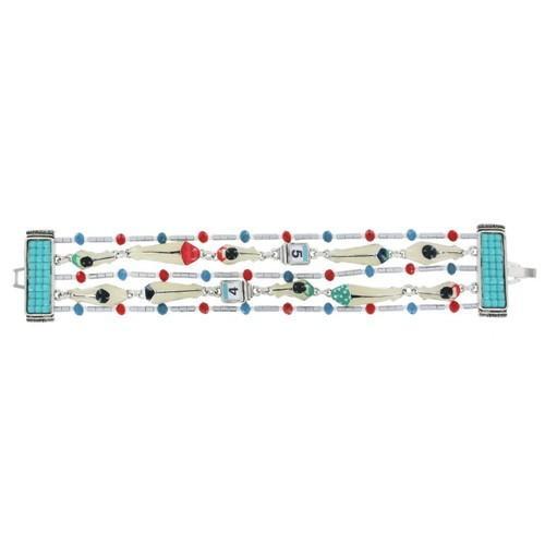 【国際ブランド】 TARATATA(タラタタ) GRAND BAINシリーズ プールでスイミングのブレスレット(フランス), ドラッグエール 008eac51