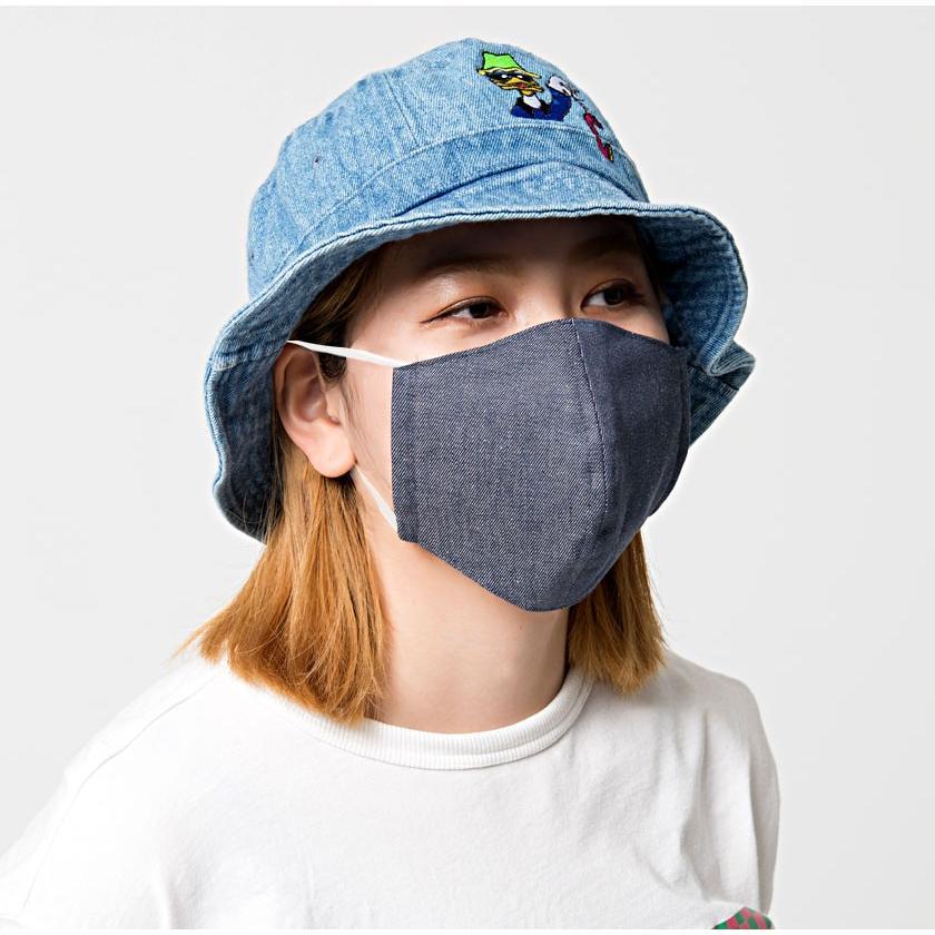 """マスク 洗える 日本製 在庫あり """"SB select 日本製ガーゼ付きファッションエコマスク"""" (ゆうパケット10)(返品交換対象外商品) silverbulletxfuga 05"""