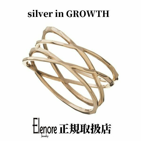 人気特価激安 10金ラップリング/エレノアジュエリー/Elenore Jewelry, 石村萬盛堂 68c282e8